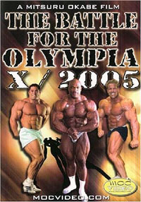 The Battle for the Olympia 2005 3 DVD Set