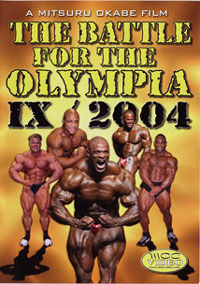 The Battle for the Olympia 2004 2 DVD Set