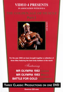 The Golden Age Of Muscle: Part 1 1982/83 Mr Olympia