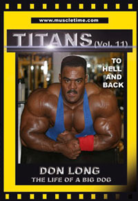 Muscletime Titans Vol. 11 - Don Long - To Hell and back