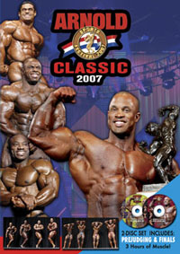 2007 Arnold Classic - 2 disc set