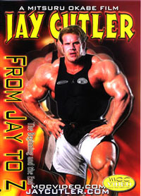Jay Cutler - From Jay to Z - 2 Disc Set