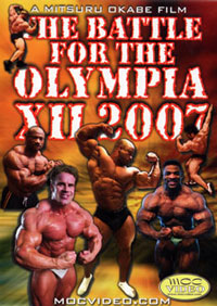 The Battle for the OLYMPIA XII / 2007