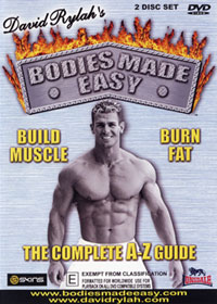 David Rylah: Bodies Made Easy The Complete A - Z Guide