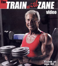 Train With Zane Workout DVD
