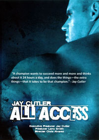 IFBB Mr Olympia - Jay Cutler: All Access