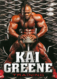 Kai Greene Training