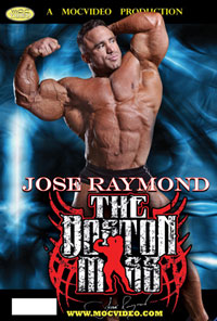Jose Raymond - The Boston Mass 2 DVD Set
