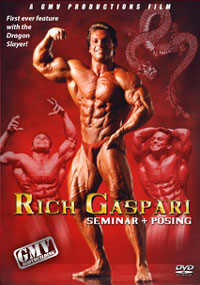The Rich Gaspari - Seminar and Posing