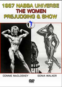 1987 NABBA Universe The Women - Prejudging & Show