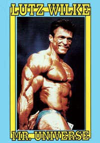 Lutz Wilke, Mr. Universe Workout