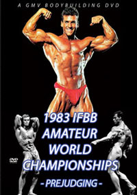 1983 IFBB World Championships (Mr. Universe) The Prejudging