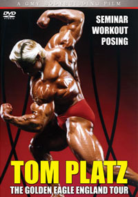TOM PLATZ - THE GOLDEN EAGLE ENGLAND TOUR