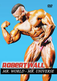 Robert Wall: Mr. World, Mr. Universe, Mr. Britain