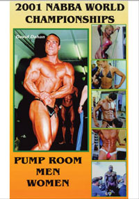 2001 NABBA World Championships - Pump Room