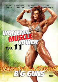 Women's Muscle Power # 11: Big Guns