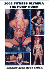 2002 Fitness Olympia: The Pump Room