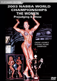 2003 NABBA World Championships: Women's Judging & Show