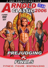 2006 Arnold Classic: The Women - Complete Prejudging and Finals