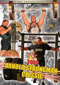 2009 Arnold Strongman Classic