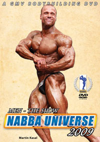 2009 NABBA UNIVERSE: MEN - THE SHOW