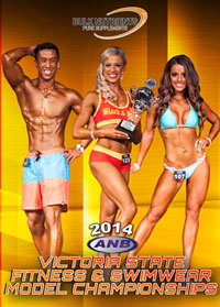 2014 ANB Victoria State Fitness and Swimwear Model Championships