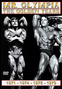 Mr. Olympia - The Golden Years: 1971, 1974, 1975, 1979